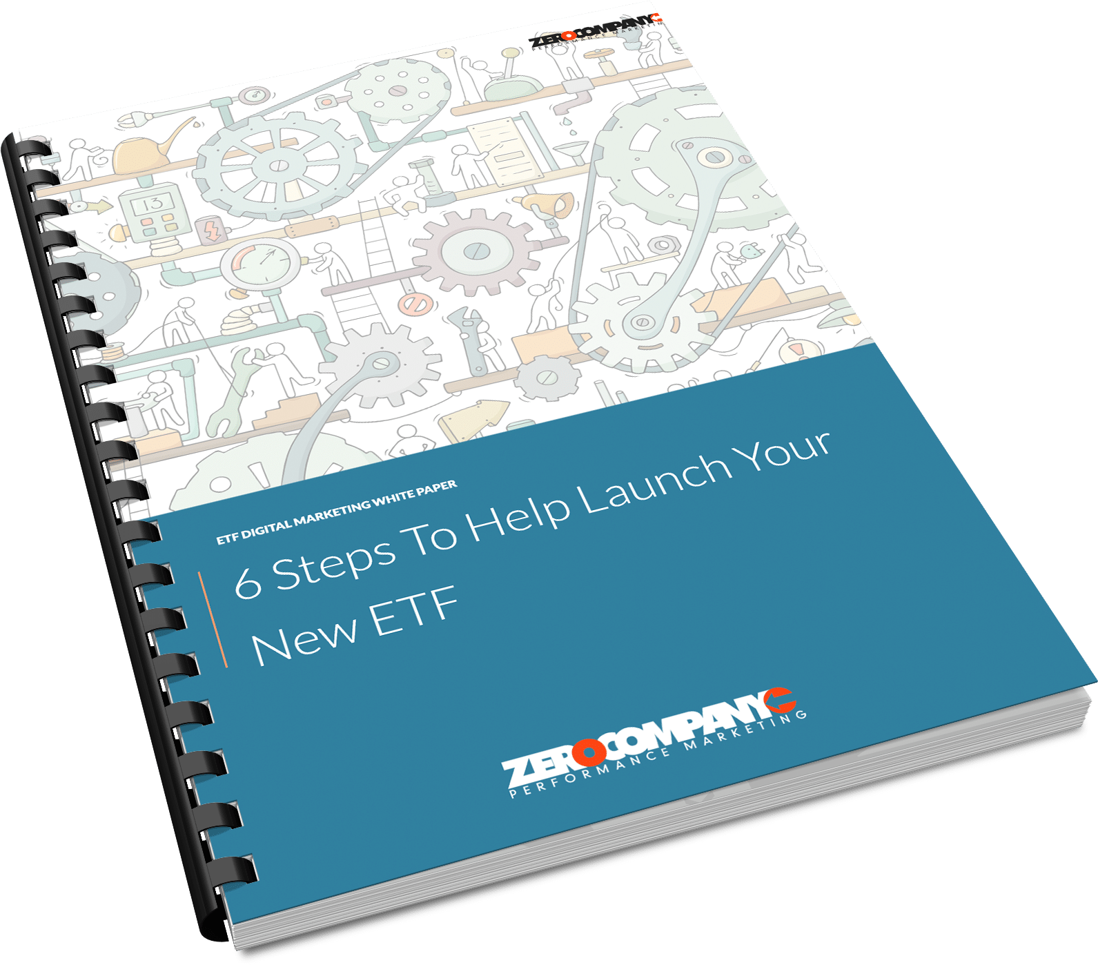 ETF Digital Marketing: 6 Steps To Help Launch Your New ETF